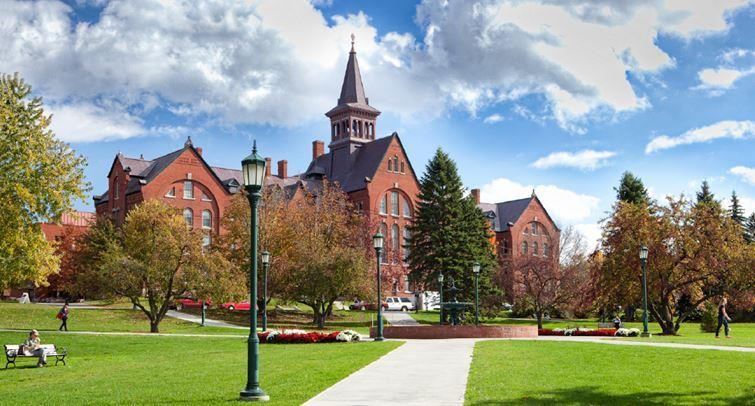 Study at the University of Vermont