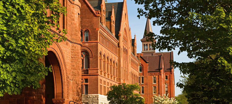 University of Vermont: an elite top 100 US university